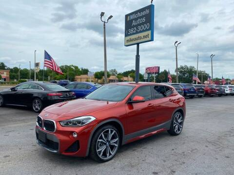 2018 BMW X2 for sale at Michaels Autos in Orlando FL