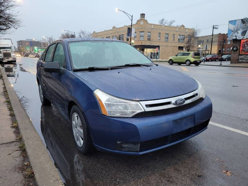 2009 Ford Focus for sale at U.S. Auto Group in Chicago IL
