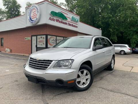 2005 Chrysler Pacifica for sale at GMA Automotive Wholesale in Toledo OH