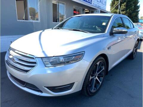 2015 Ford Taurus for sale at AutoDeals in Hayward CA