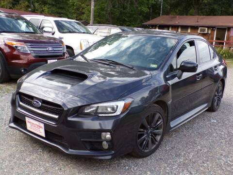 2015 Subaru WRX for sale at Select Cars Of Thornburg in Fredericksburg VA