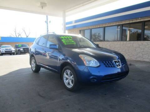 2008 Nissan Rogue for sale at CAR SOURCE OKC - CAR ONE in Oklahoma City OK