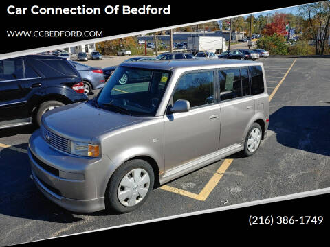 2006 Scion xB for sale at Car Connection of Bedford in Bedford OH
