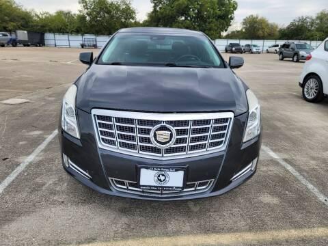 2013 Cadillac XTS for sale at JJ Auto Sales LLC in Haltom City TX
