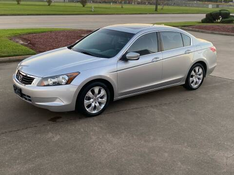 2009 Honda Accord for sale at M A Affordable Motors in Baytown TX