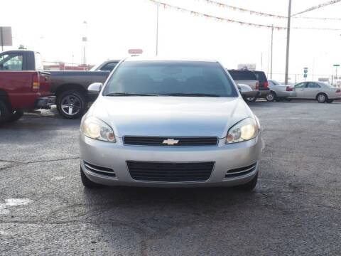 2006 Chevrolet Impala for sale at Buy Here Pay Here Lawton.com in Lawton OK