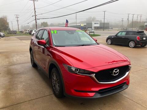 2017 Mazda CX-5 for sale at Auto Import Specialist LLC in South Bend IN