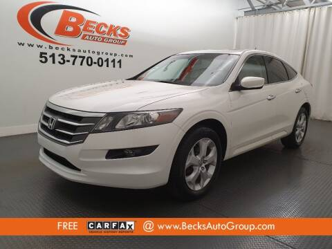 2010 Honda Accord Crosstour for sale at Becks Auto Group in Mason OH