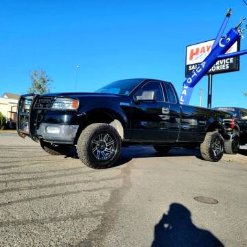 2004 Ford F-150 for sale at Hayden Cars in Coeur D Alene ID
