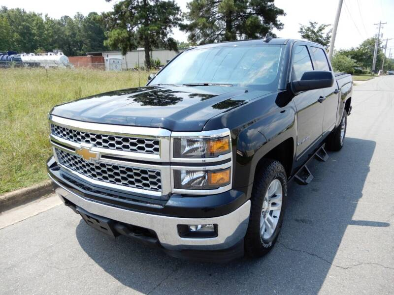 2015 Chevrolet Silverado 1500 for sale at United Traders Inc. in North Little Rock AR
