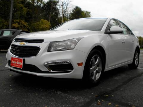 2015 Chevrolet Cruze for sale at Auto Brite Auto Sales in Perry OH
