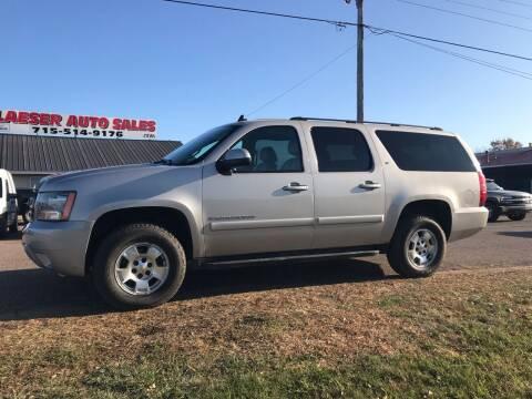 2007 Chevrolet Suburban for sale at BLAESER AUTO LLC in Chippewa Falls WI