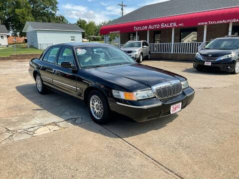 2000 Mercury Grand Marquis for sale at Taylor Auto Sales Inc in Lyman SC