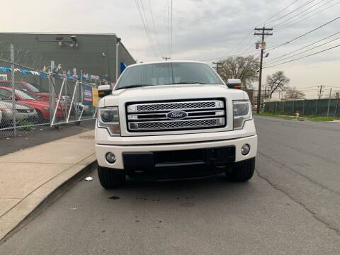 2014 Ford F-150 for sale at SUNSHINE AUTO SALES LLC in Paterson NJ