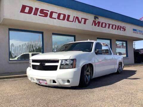 2013 GMC Sierra 1500 for sale at Discount Motors in Pueblo CO