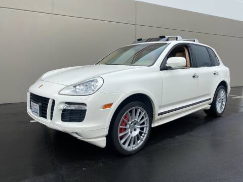 2008 Porsche Cayenne for sale at 3D Auto Sales in Rocklin CA