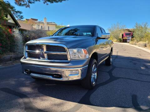2011 RAM Ram Pickup 1500 for sale at BUY RIGHT AUTO SALES in Phoenix AZ