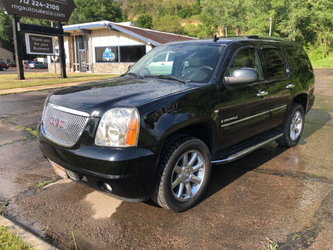 2007 GMC Yukon for sale at MG Auto Sales in Sioux City IA