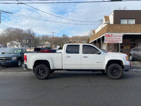 2010 GMC Sierra 2500HD for sale at TNT Auto Sales in Bangor PA