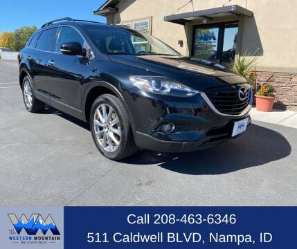 2014 Mazda CX-9 for sale at Western Mountain Bus & Auto Sales in Nampa ID