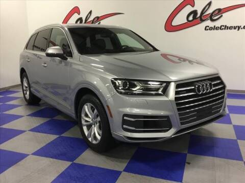2019 Audi Q7 for sale at Cole Chevy Pre-Owned in Bluefield WV