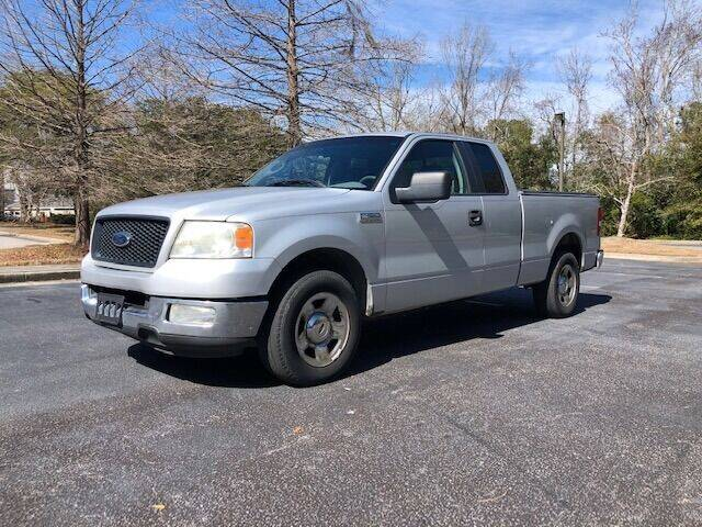 2005 Ford F-150 for sale at Lowcountry Auto Sales in Charleston SC