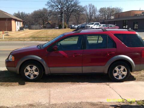 2007 Ford Freestyle for sale at D & D Auto Sales in Topeka KS