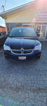 2016 Dodge Grand Caravan for sale at Chicago Auto Exchange in South Chicago Heights IL