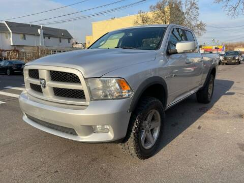 2009 Dodge Ram Pickup 1500 for sale at Kapos Auto, Inc. in Ridgewood, Queens NY