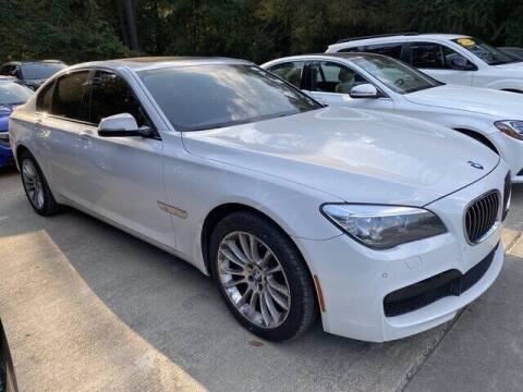 2014 BMW 7 Series for sale at CBS Quality Cars in Durham NC