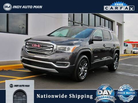 2017 GMC Acadia for sale at INDY AUTO MAN in Indianapolis IN