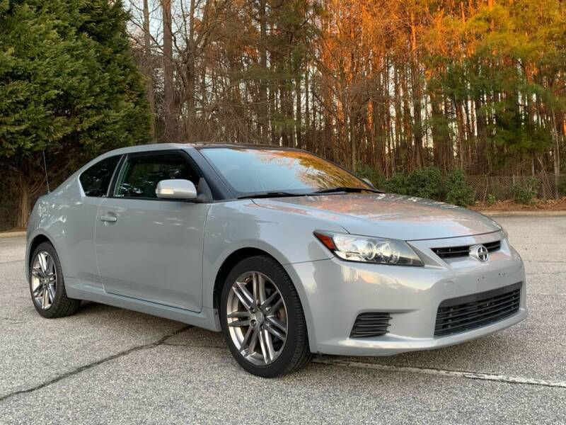 2011 Scion tC for sale at GR Motor Company in Garner NC