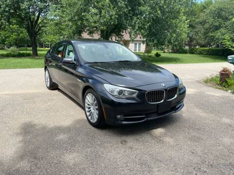 2010 BMW 5 Series for sale at CARWIN MOTORS in Katy TX