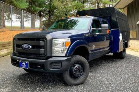 2011 Ford F-350 Super Duty for sale at TRUST AUTO in Sykesville MD