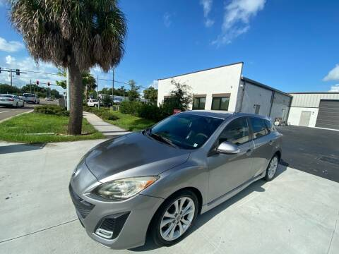 2010 Mazda MAZDA3 for sale at Bay City Autosales in Tampa FL