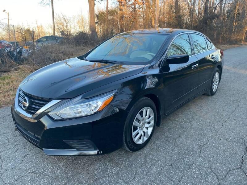 2017 Nissan Altima for sale at Speed Auto Mall in Greensboro NC