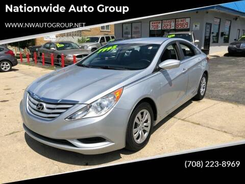 2011 Hyundai Sonata for sale at Nationwide Auto Group in Melrose Park IL