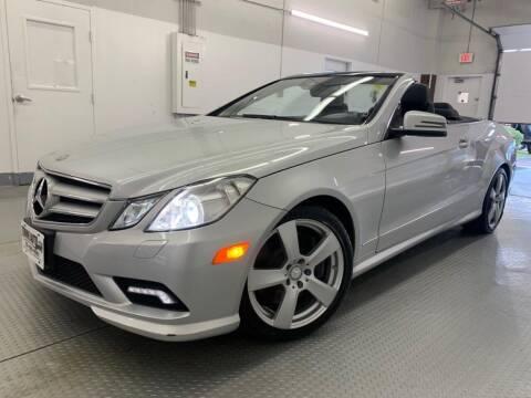 2011 Mercedes-Benz E-Class for sale at TOWNE AUTO BROKERS in Virginia Beach VA