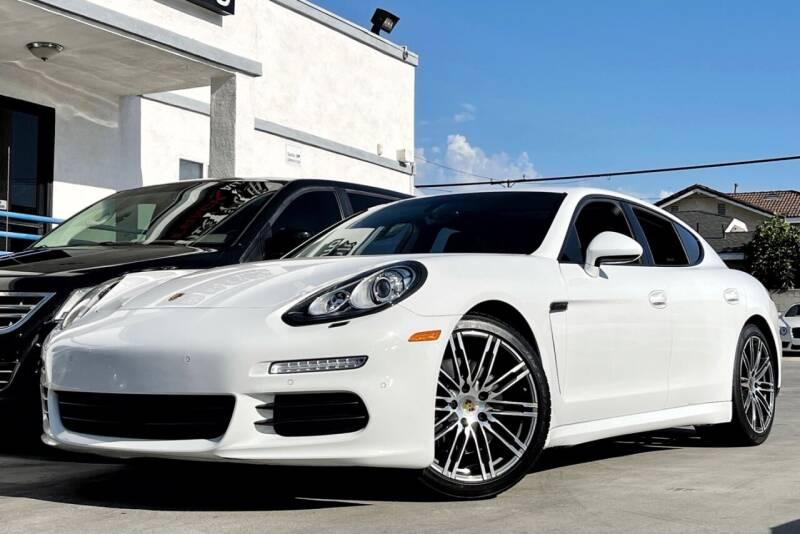 2015 Porsche Panamera for sale at Fastrack Auto Inc in Rosemead CA