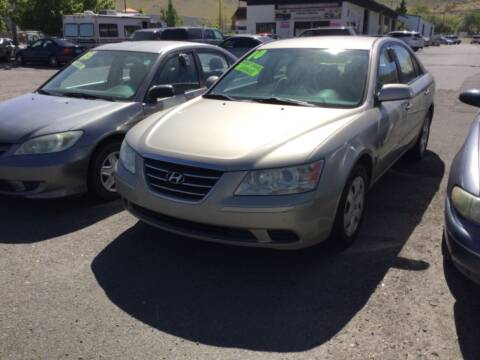 2010 Hyundai Sonata for sale at Small Car Motors in Carson City NV