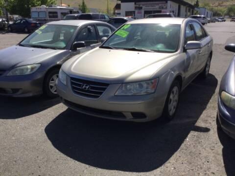 2010 Hyundai Sonata for sale at Small Car Motors in Carson City NV