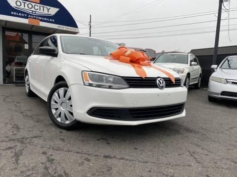 2012 Volkswagen Jetta for sale at OTOCITY in Totowa NJ