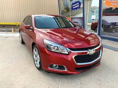 2014 Chevrolet Malibu for sale at Carsko Auto Sales in Bartonville IL
