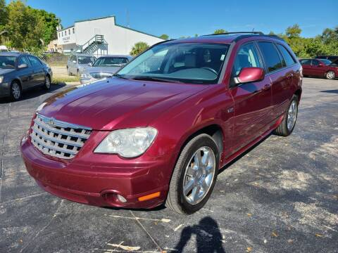 2008 Chrysler Pacifica for sale at CAR-RIGHT AUTO SALES INC in Naples FL