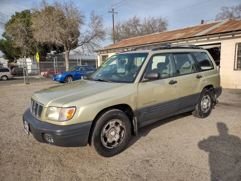 2002 Subaru Forester for sale at Larry's Auto Sales Inc. in Fresno CA