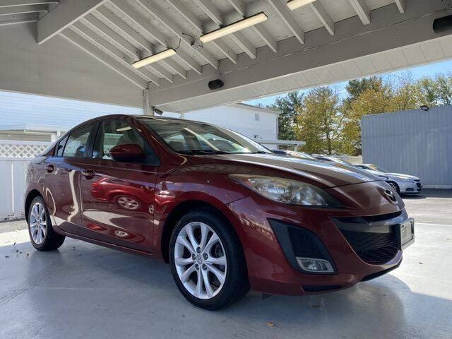 2010 Mazda MAZDA3 for sale at Pasadena Preowned in Pasadena MD