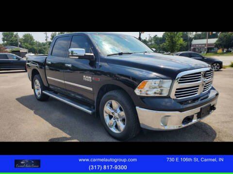 2014 RAM Ram Pickup 1500 for sale at Carmel Auto Group in Indianapolis IN