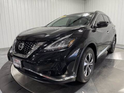 2019 Nissan Murano for sale at HILAND TOYOTA in Moline IL