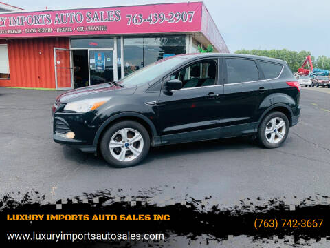 2014 Ford Escape for sale at LUXURY IMPORTS AUTO SALES INC in North Branch MN