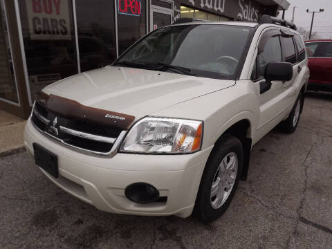 2008 Mitsubishi Endeavor for sale at Arko Auto Sales in Eastlake OH